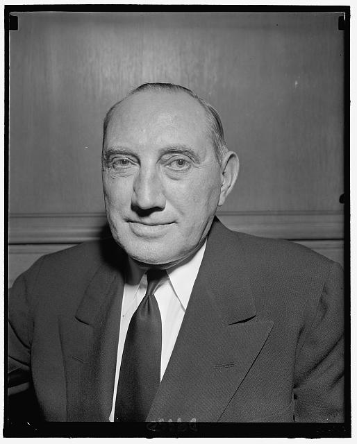 Daniel W. Tracy, new 2nd Asst. Secy. of Labor, 7-16-40