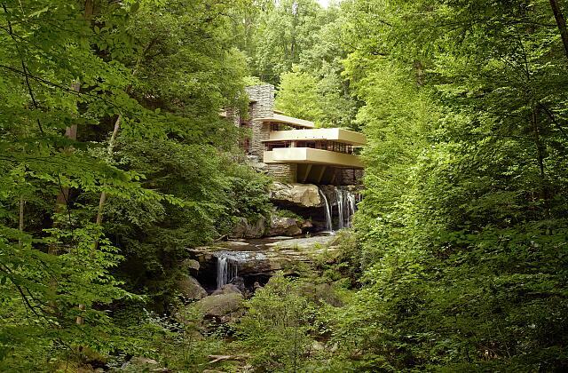 Fallingwater, also known as the Edgar J. Kaufmann, Sr., residence, Pennsylvania
