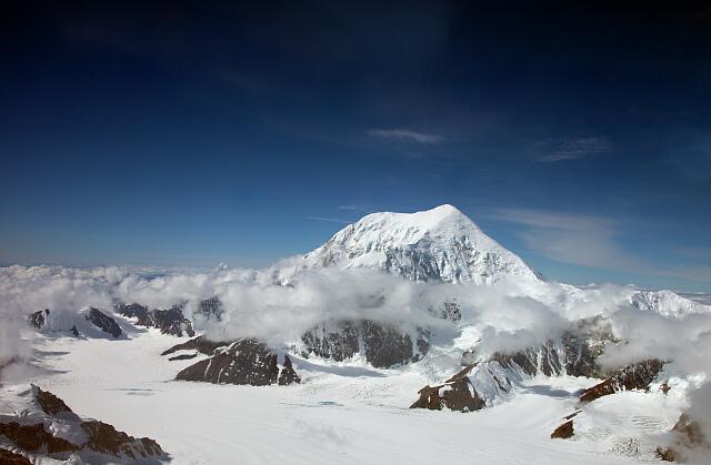 Mount Foraker, Denali National Park, Alaska