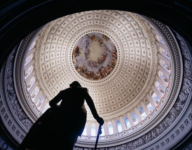U.S. Capitol dome, Washington, D.C.