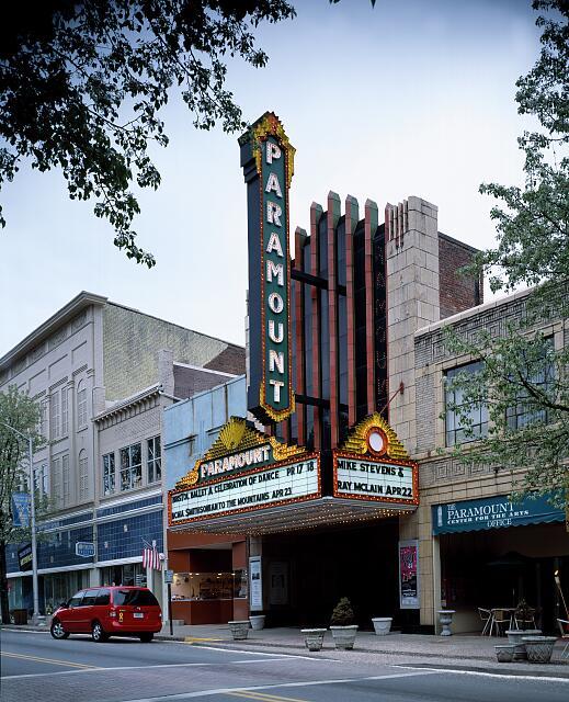Paramount Theater, Bristol, Virginia
