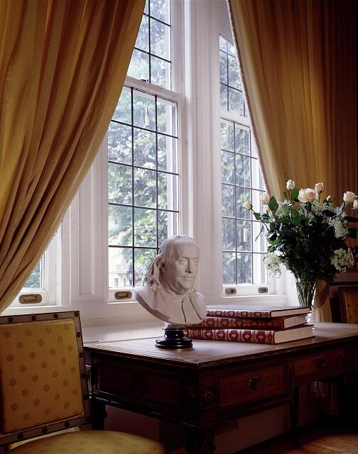 Detail from the residence of the Ambassador of France, Washington, D.C.