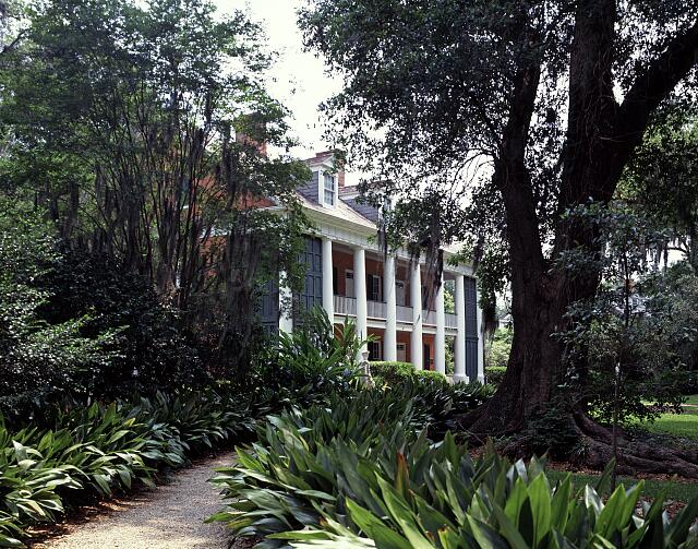 Shadows-on-the-Teche is an historic house and garden in New Iberia, Louisiana