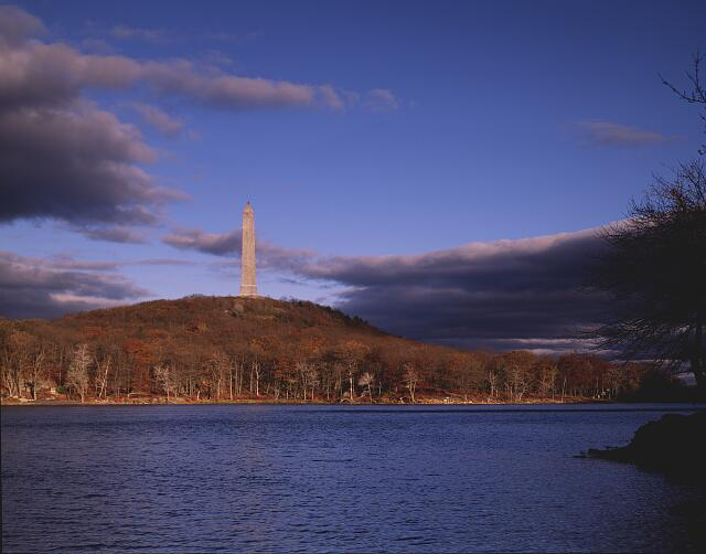 New Jersey's High Point Monument on the Appalachian Trail, Sussex, New Jersey