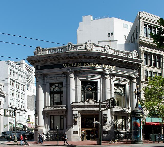Union Trust Building, San Francisco, California