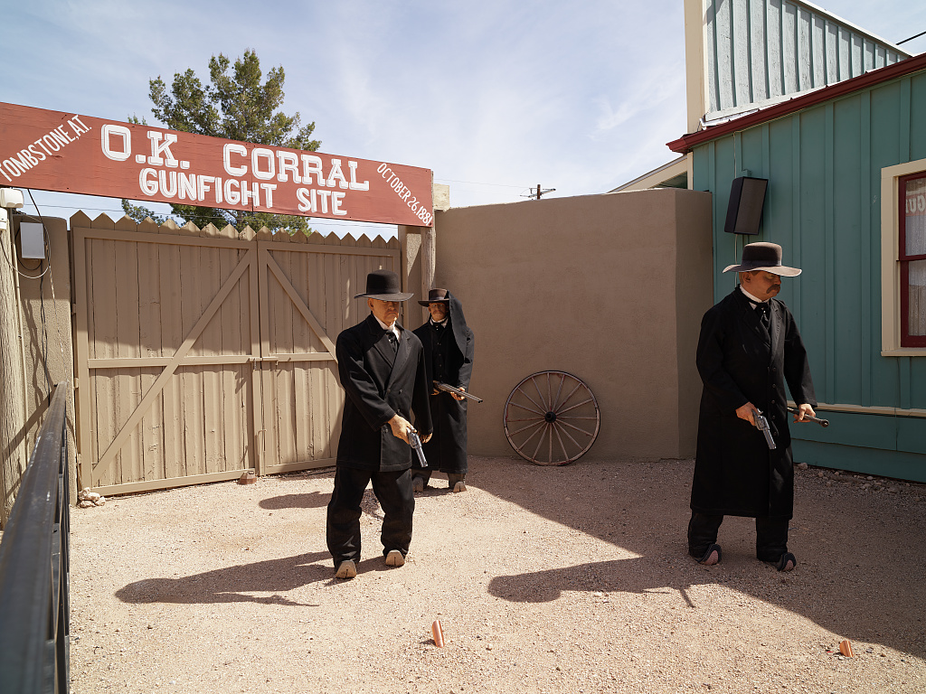 47 Colorized Old West Photos That Bring The American Frontier To Life | 768x1024