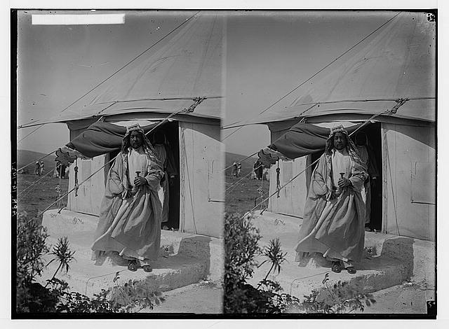 Sir Herbert Samuel's second visit to Transjordan, etc. The Emir Abdullah.