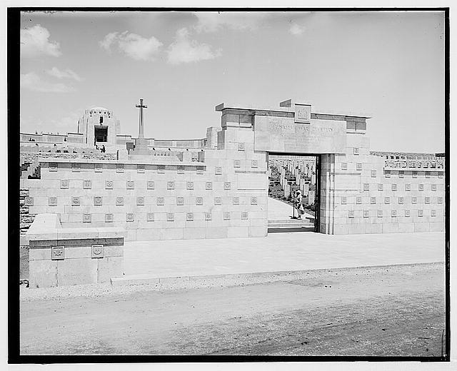 Military Cemetery on Mt. Scopus, Jerusalem, #7