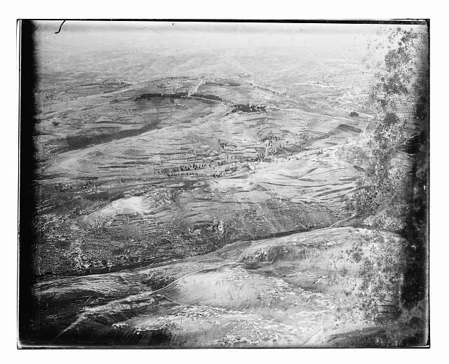 [Aerial view of land]