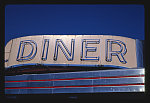 Red Robin Diner sign, Route 17C