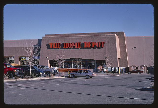 Home Depot, Santa Fe, New Mexico