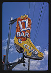 17 Bar and Club sign