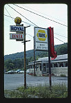 Royal Diner sign north of Kingston