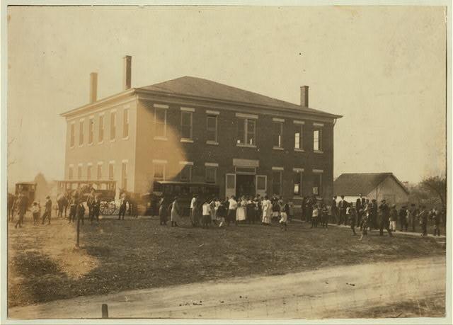 [Woodburn School (consolidated). See Kentucky report.]  Location: [Warren County, Kentucky]