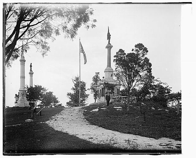 [Monuments at Chickamauga and Chattanooga National Military Park, Tennessee and Georgia]