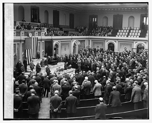 Opening of sixty-ninth Congress, 12/6/26