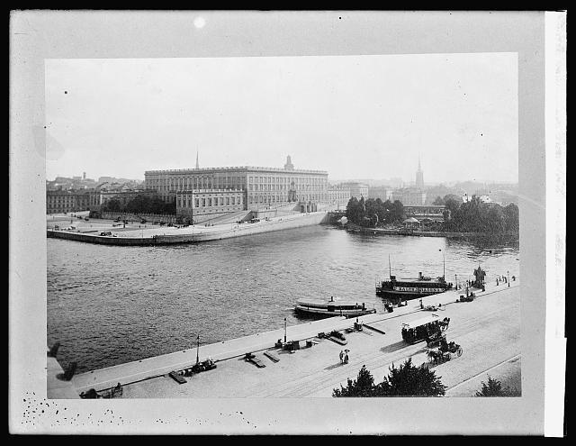 Sweden, Stockholm waterfront