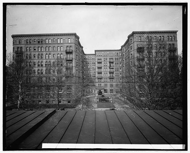 Stoneleigh Court, [L St., N.W., Washington, D.C.]