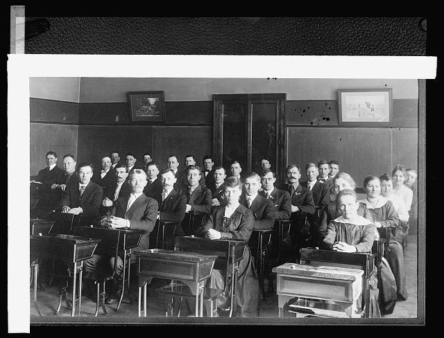 Bureau of Labor, Naturalization class