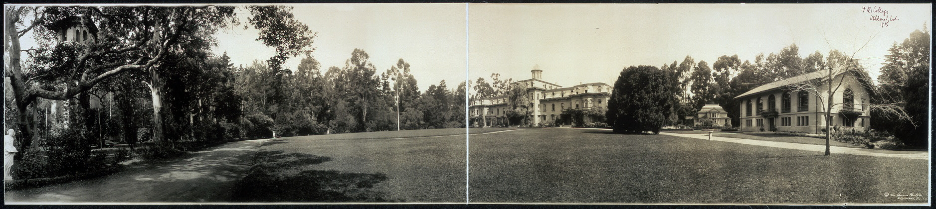 Mills College, Oakland, Cal.