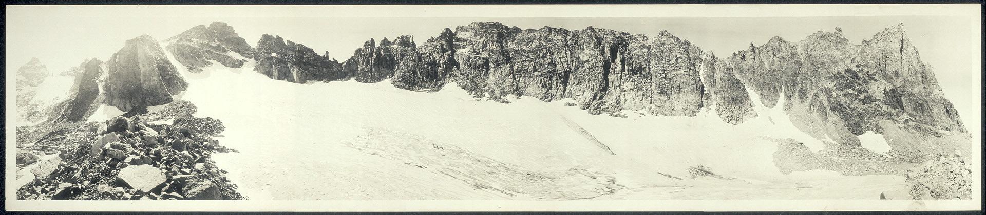 [Isabelle Glacier, Colorado]