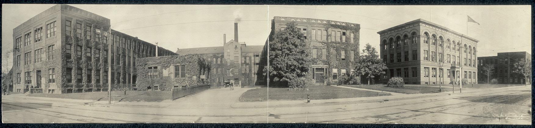 Pope Mfg. Co. #2, Hartford, Conn.