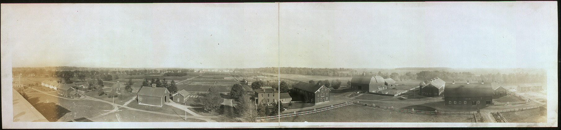 [Agricultural farm, M.A.C., Lansing, Michigan]