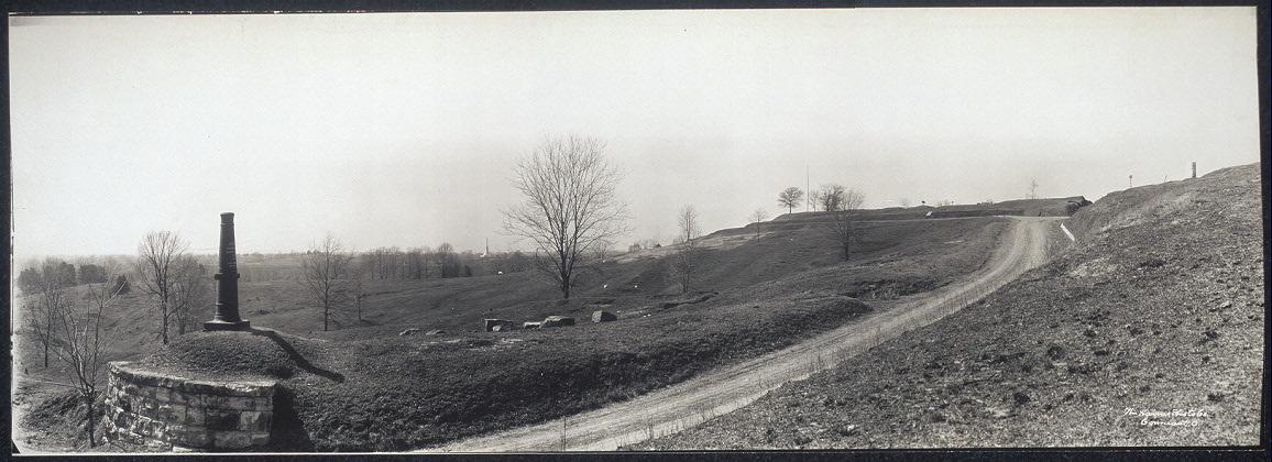 Panoram no. 8, battlefield, Vicksburg, Miss.