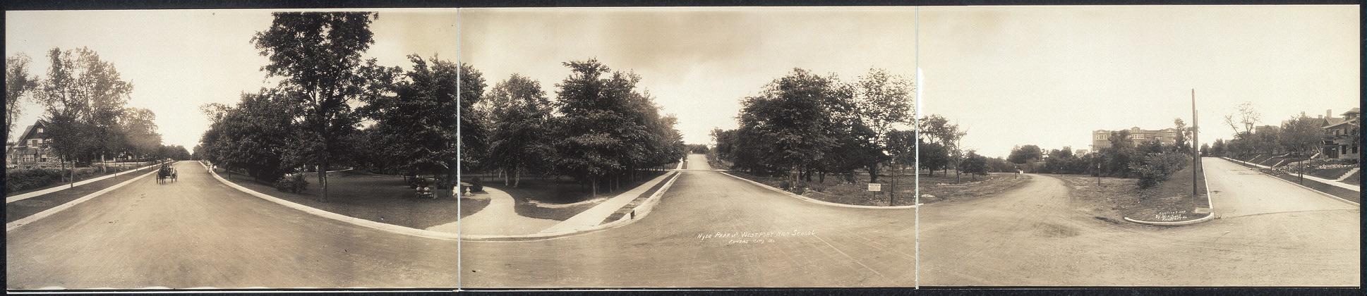 Hyde Park and Westport High School, Kansas City, Mo.