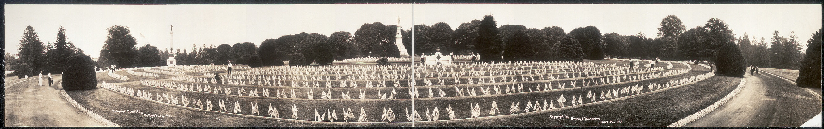 National Cemetery, Gettysburg, Pa.