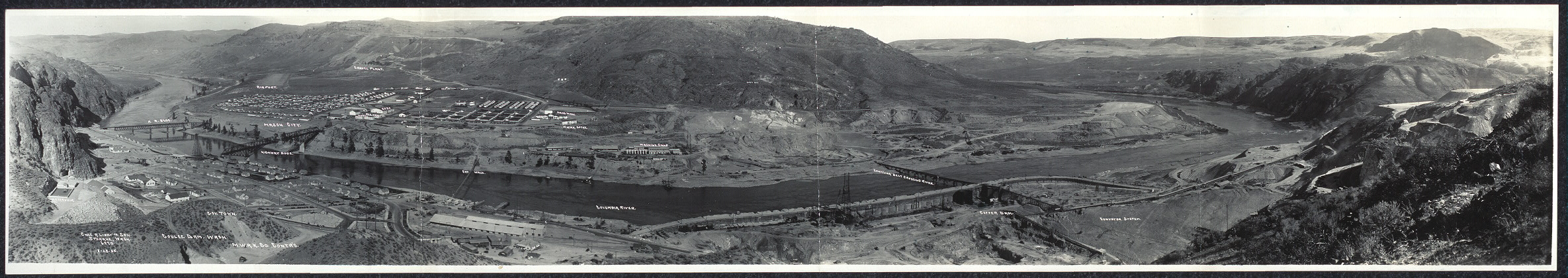Coulee Dam, Wash.