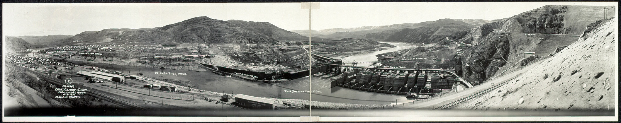 [Grand Coulee Dam, Wash.]
