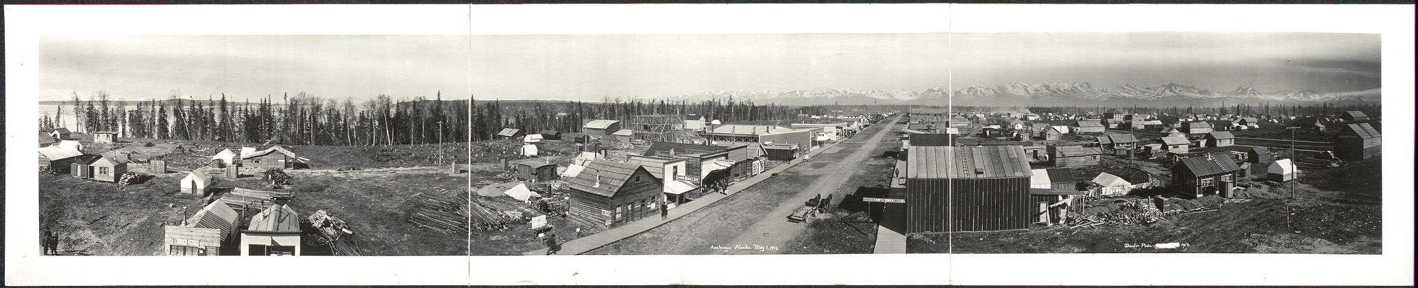 Anchorage, Alaska, May 1, 1916