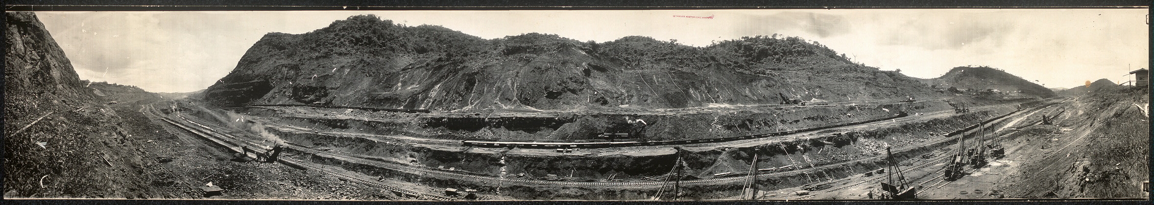 [Construction of Panama Canal]