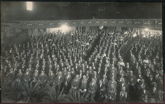 Convention, Fraternal Order of Eagles, Aug. 14-18, 1906, Milwaukee