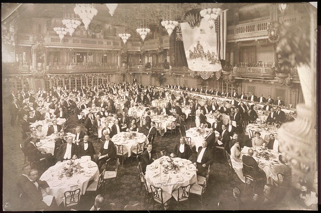 [Dinner to Commander Robert E. Peary, U.S.N., Hotel Astor, March 5, 1910]