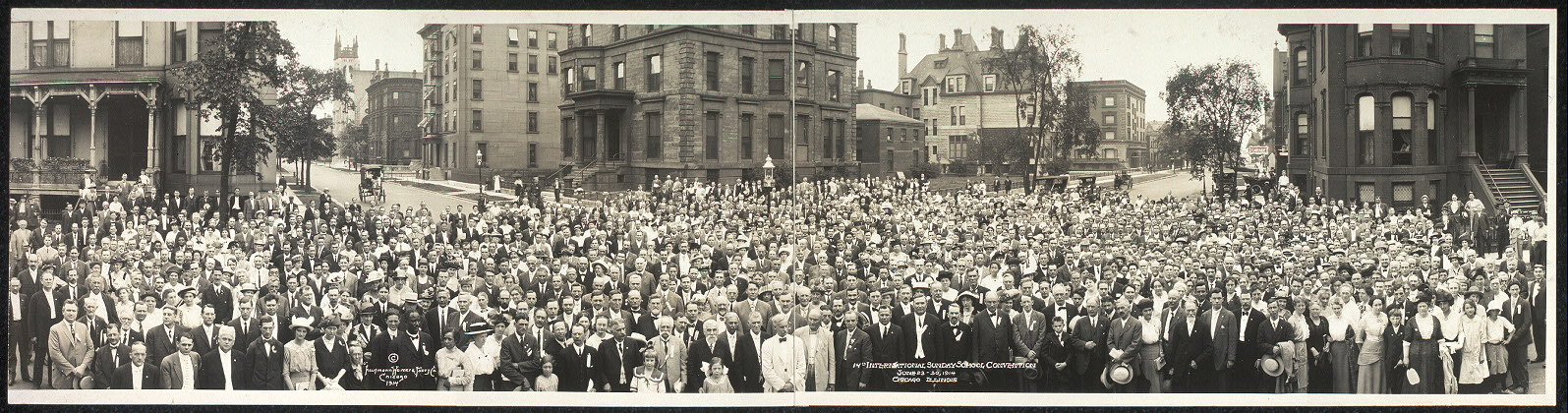 14th International Sunday School Convention, June 23-30, 1914, Chicago, Illinois