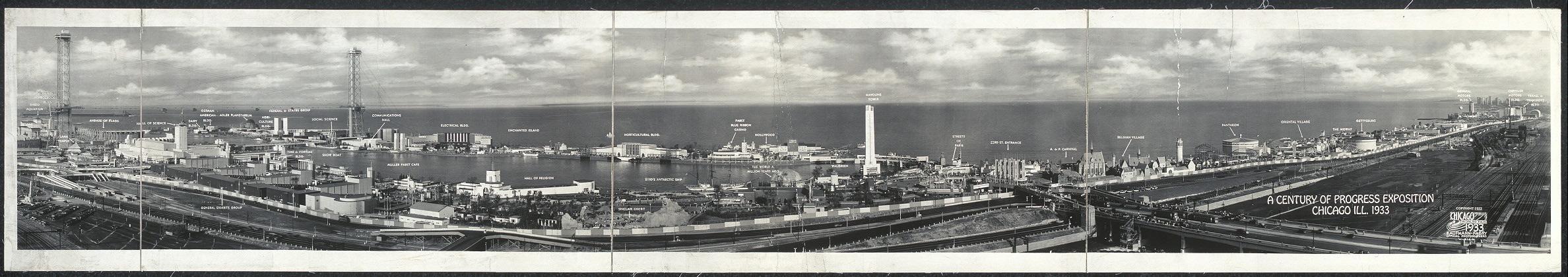 A Century of Progress Exposition, Chicago, Ill., 1933
