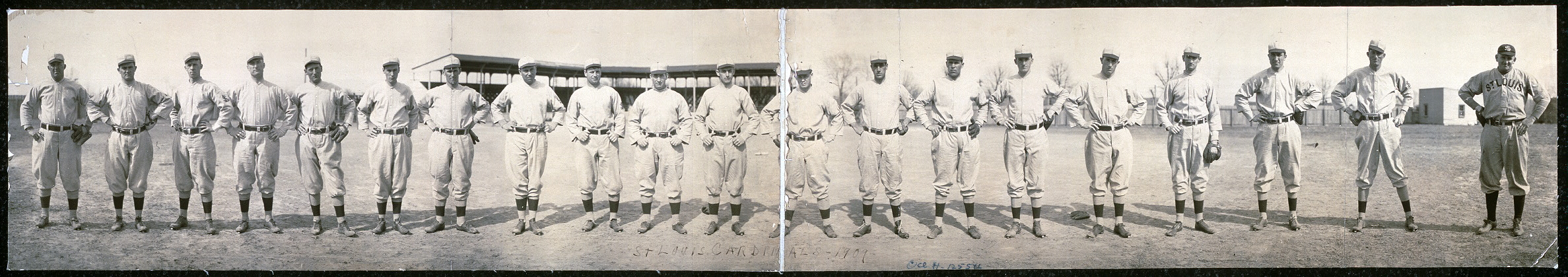 St. Louis Cardinals, 1909
