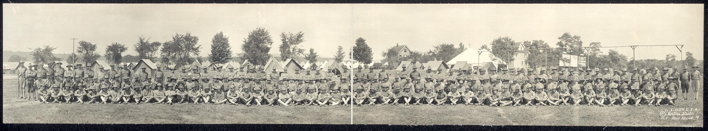 Co. I, 102nd U.S.A.