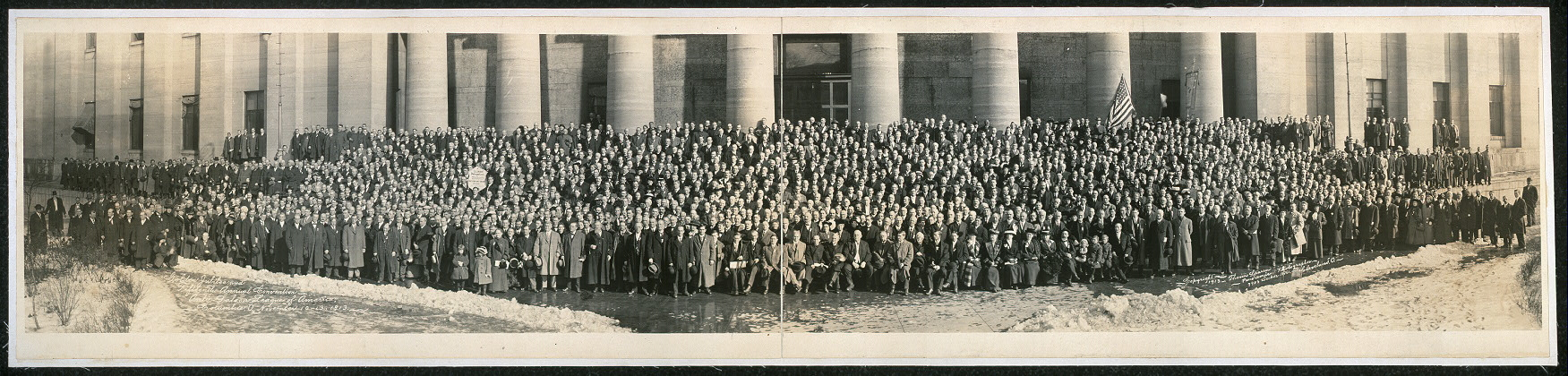 Golden Jubilee and Fifteenth Annual Convention, Anti-Saloon League of America, Columbus, O., November 10-13, 1913