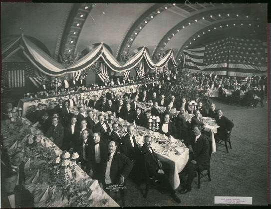 First Annual Banquet, American Gas Institute, Oct. 19, 1906