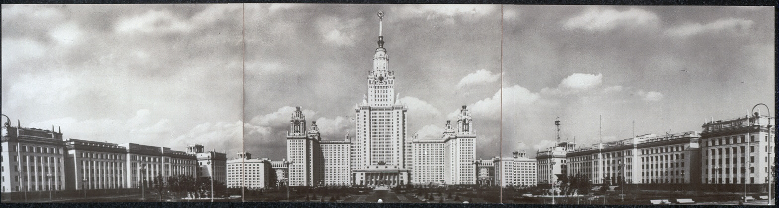 [Moscow State University]
