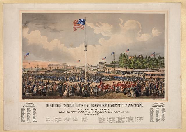 Union Volunteer Refreshment Saloon of Philadelphia