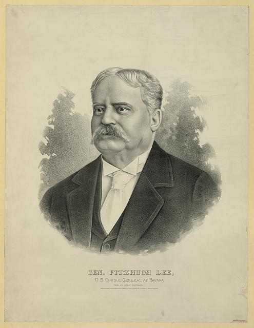 Gen. Fitzhugh Lee, U.S. Consul General at Havana
