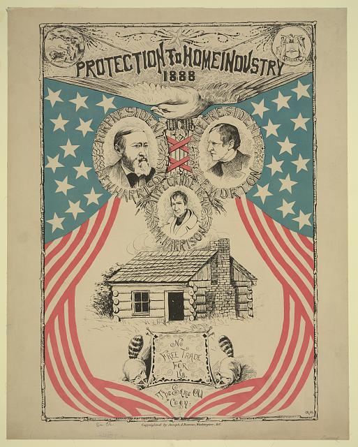 Protection to home industry 1888
