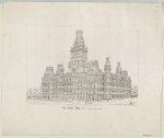 The capitol, Albany, Fuller & Laver, Archts