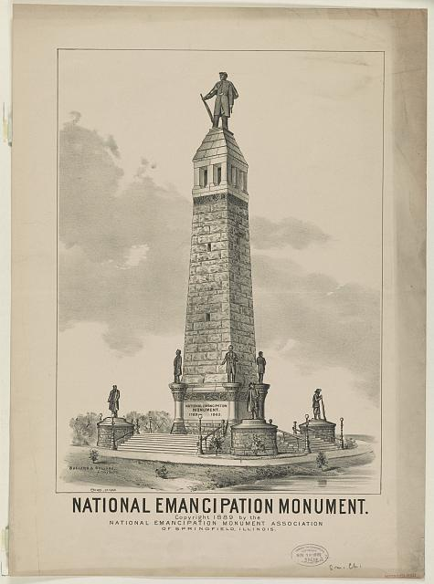 National emancipation monument