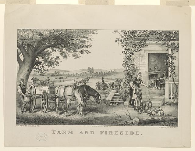 Farm and fireside