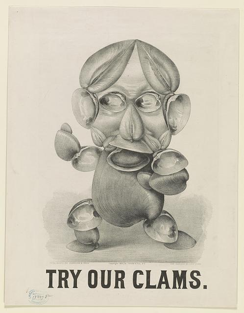 Try our clams